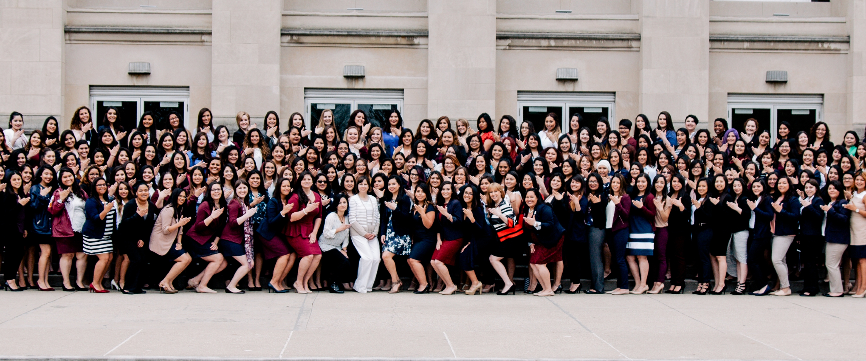 Gamma Phi Omega National Conference 2016