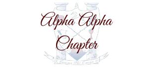 Alpha Alpha Chapter
